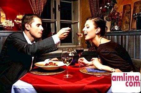 Святкова вечеря для двох: секрети спокушання