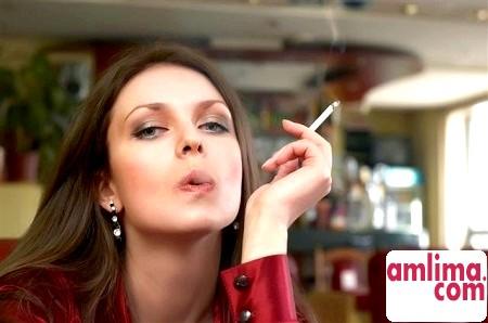 куріння одна з причин порушення менструації