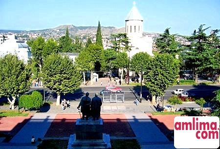 Природні та історичні пам'ятки столиці Грузії