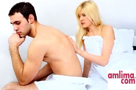 Проблеми в сексі у чоловіків і жінок