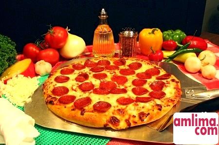Простий рецепт піци для всієї родини