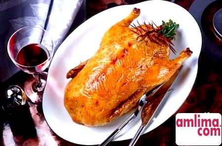 рецепт запеченої качки