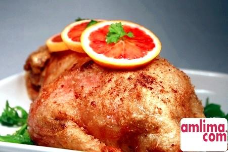 рецепти запеченої качки