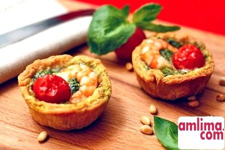 Прості і смачні тарталетки з начинкою: рецепти приготування