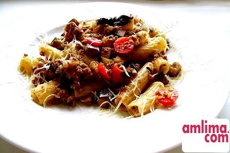 Прості рецепти для вечері з макаронів
