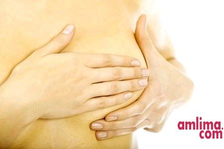 ознаки і симптоми раку грудей