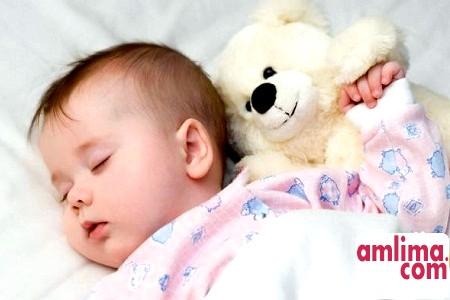 Дитина часто прокидається ночами