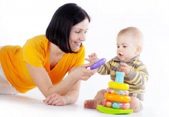 Фото - дитина в 10 місяців