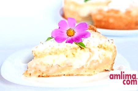 Рецепт чудесного зимового яблучного пирога