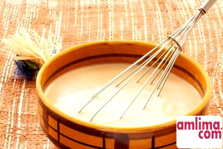 приготування тіста для млинців