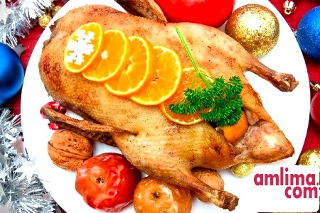 Рецепт качка з апельсинами: оригінально і дуже смачно