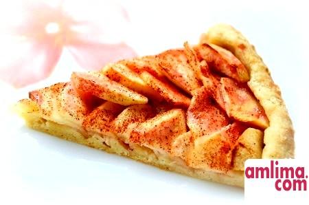Рецепти яблучних пирогів зі сметаною