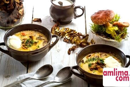 Рецепти приготування супу в мультиварці