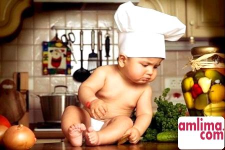 Рецепти супів для дітей до року