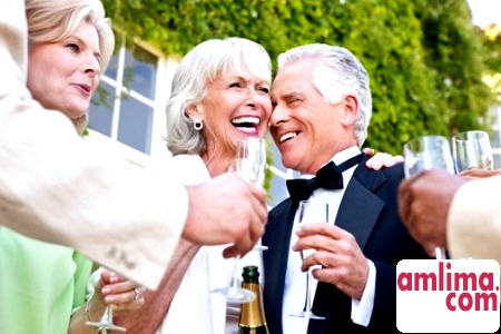 святкування срібного весілля
