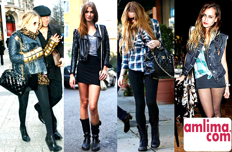 Рок-стиль в одязі: мода для бунтарів