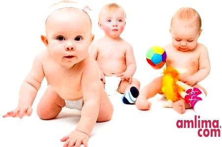 Народження малюка: ріст і розвиток до року