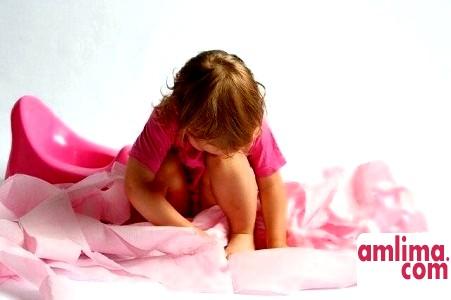 Блювання і пронос у дитини
