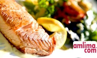 рибна дієта для схуднення