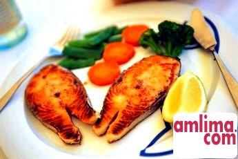 рибна дієта на 3 дні
