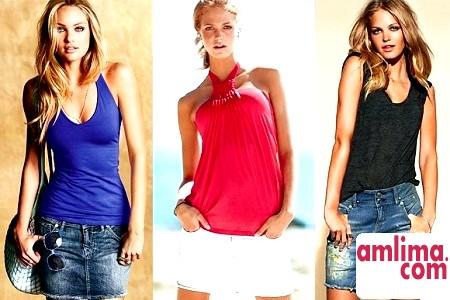 З чим носити джинсову спідницю, і яку модель вибрати?