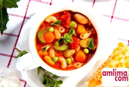З любов'ю з Італії: готуємо італійський суп-солянку