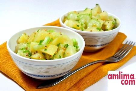 Салат із селери, або Новий кулінарний тренд