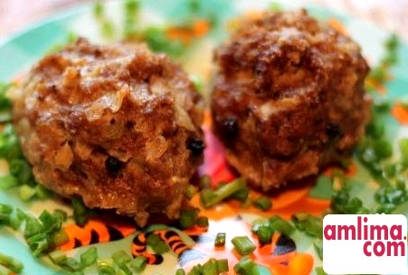 Найкращі рецепти м'ясних їжачків
