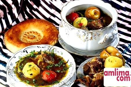 Шурпа з баранини: ситний обід в холодну пору
