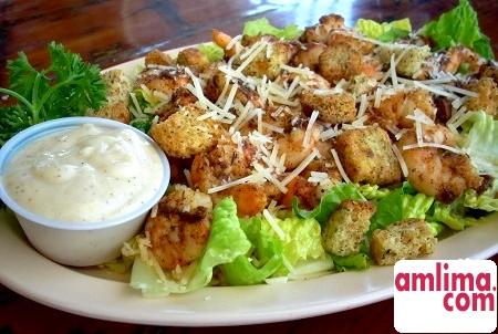 Соус для салату цезар - від класики до експромту