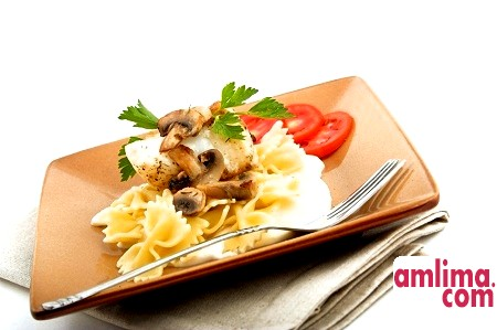 Соус для спагетті з грибами - варіації на італійську тему