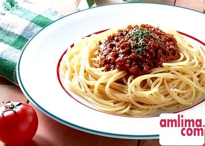 Соус для спагетті
