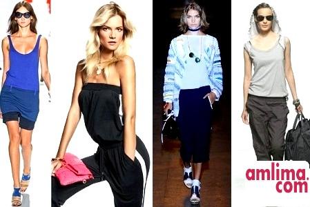 Спортивний стиль одягу 2015: модні тенденції