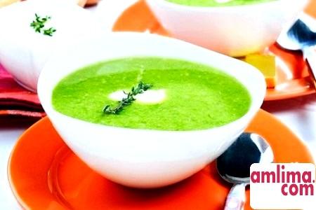 Способи приготування кабачкової супу-пюре