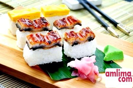 Способи приготування рису для суші