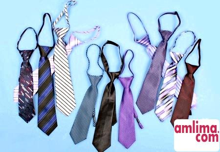 Способи зав'язування вузла для краватки