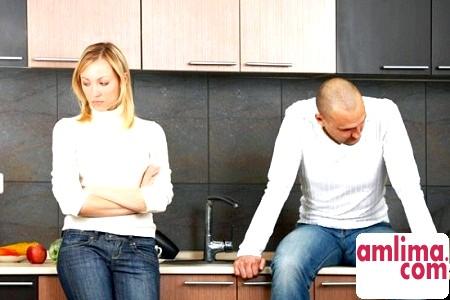 Чи варто жити з нелюбом чоловіком?