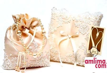 сумочка для нареченої своїми руками