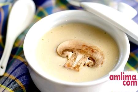Суп з грибів: найкращі рецепти