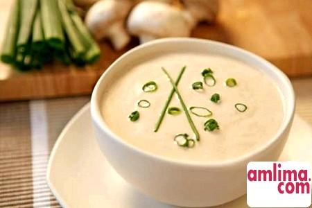 Суп пюре з печериць: рецепт на ПіКу кулінарної моди