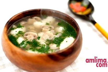 Суп з галушками: класика української кухні