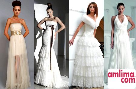 Весільне плаття: прикмети для забобонних наречених