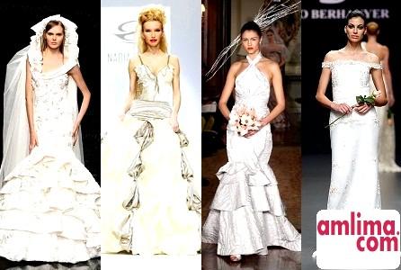 Весільна сукня із закритою спиною: для скромниці і спокусниці
