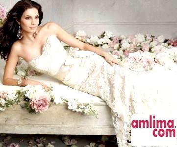 Весільне плаття - світлий початок майбутнього