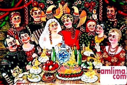 весільний обряд на руси