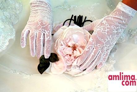 Весільні рукавички 2015 - аристократична краса