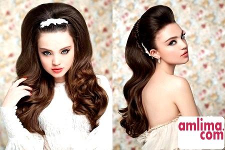 Весільні зачіски з накладними пасмами - створіть неповторний образ!