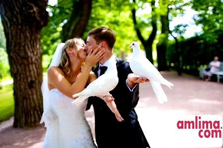 Весільні забобони та прикмети
