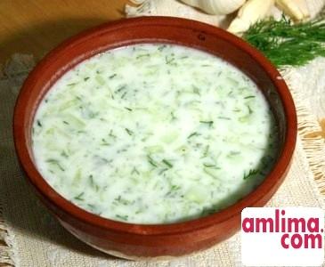 Таратор - рецепти знаменитого болгарського супу