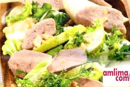 теплий салат